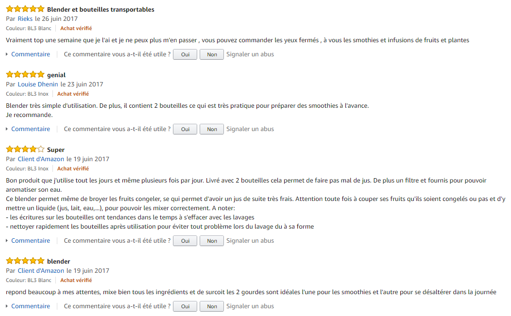 blender_Duronic_BL3_meilleurs_commentaires_clients_amazon